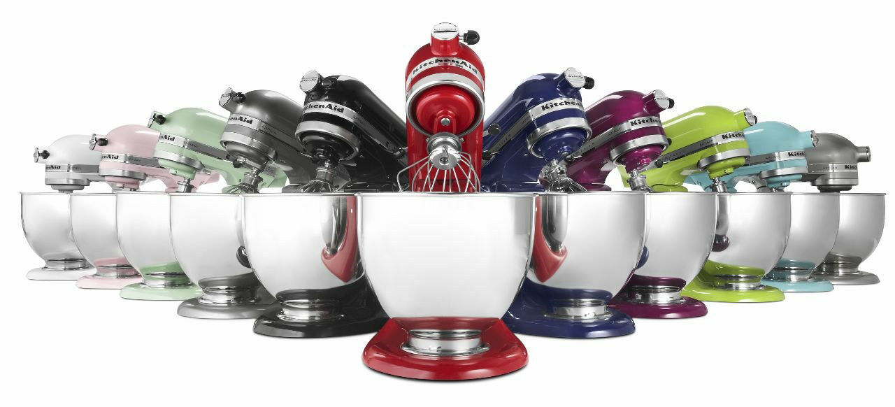 Kitchenaid Artisan Kleuren.Square Bizness