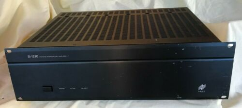 Niles SI-1230 12 Channel Power Amplifier Tested Works .