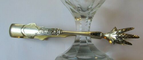 Sterling Tongs Gorham Corinthian Patd. 1871 - 5 Inches
