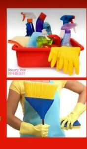Filipino Cleaner available.