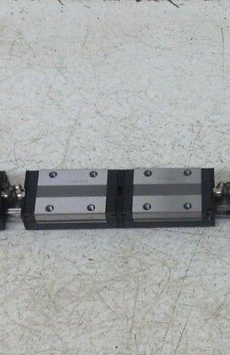 Thk Ssr25 Linear Bearing Block Lot Of 2