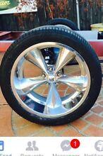 Boyd Coddington new alloy wheels + new tyres Mount Evelyn Yarra Ranges Preview