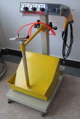 Electrostatic Powder Coating System Painting Sprayer Vibrating Style Box Feed