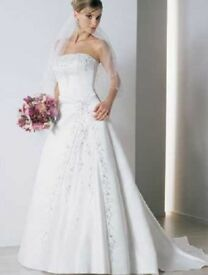 Alfred Angelo Designer wedding dress (style 1476) BNWT