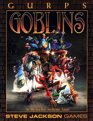 GURPS Goblins | GURPS 3rd Edition | Steve Jackson | SJG6078