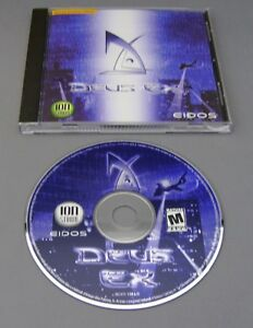 PC Game - Deus Ex Special Limited Edition