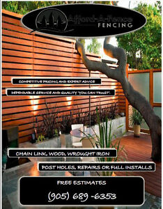 FENCE - ALL YOUR FENCING NEEDS