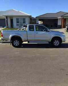 2012 Toyota Hilux Ute **12 MONTH WARRANTY** Coopers Plains Brisbane South West Preview