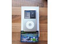 APPLE IPOD CLASSIC 160GB LATE 2009 160GB £150