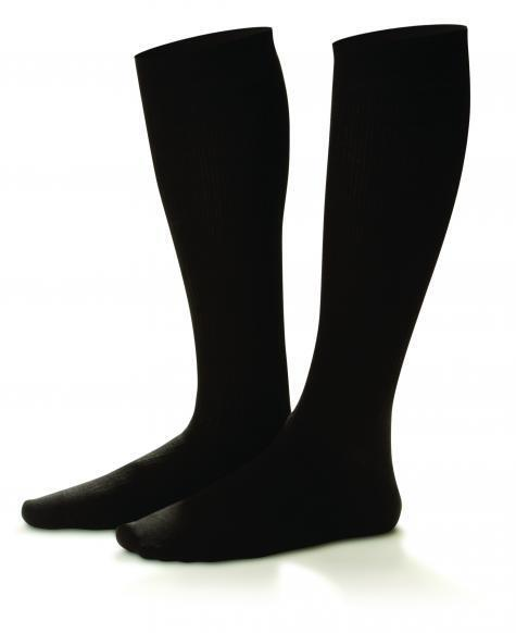 Mens 20-30 mmhg Compression Knee Dress Socks Supports Dr Com