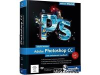 Photoshop CC/CS6 and Lightroom 6/CC Genuine NEW SOFTWARE FREE RECORDED DELIVERY