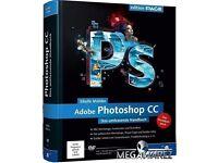 Adobe Photoshop CC CS6 Lightroom 6 CC Genuine BRAND NEW SOFTWARE FREE RECORDED DELIVERY