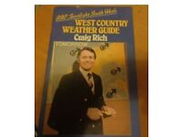 Spotlight South West's West Country Weather Guide by Craig Rich (Signed)