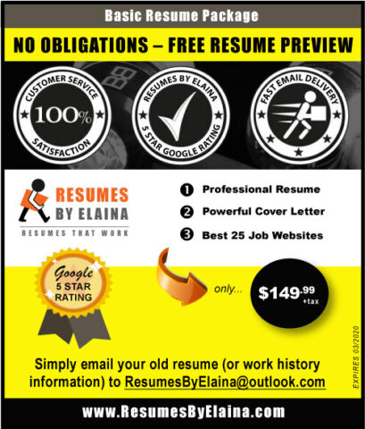 Average Cost Of A Professional Resume Writing Service Parliament