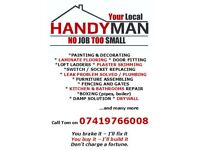 Experienced Handyman Services Manchester