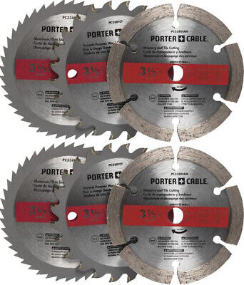 **BEST DEAL!** 6 NEW Porter Cable 3-1/2