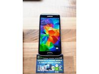SAMSUNG GALAXY S5 16GB - UNLOCKED TO ALL NETWORKS £110