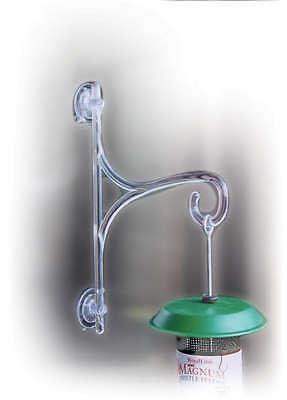 Window Glass Hanger For Birdfeeders, Windchimes, Hummingbird Feeders Wl13207