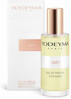 New Boxed YODEYMA PARIS PERFUME 15ml - IRIS. FREE DELIVERY