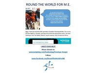 Round The World For M.E. - Fundraising for Invest in ME