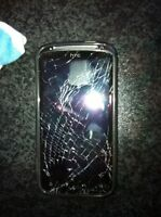 (Broken Screen) HTC SenSation Android