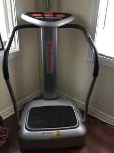 Vibration Massage Machine Full Body Slim Massager 50Levels