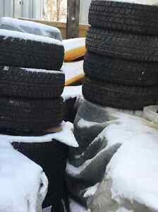 LOTS OFWINTER TIRES & RIMS - Various Sizes Available