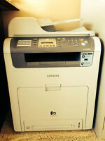 Printer/Scanner/email/Fax/Copy (Samsung)