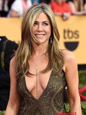 Jennifer Aniston American Actress Glossy 8 X 10 Photo