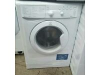 INDISET WASHING MACHINE COMES WITH WARRANTY CAN BE DELIVERED