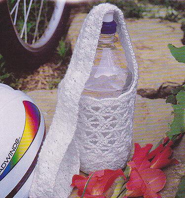 Carrier Instructions (Crochet Pattern ~ WATER BOTTLE CARRIER ~)