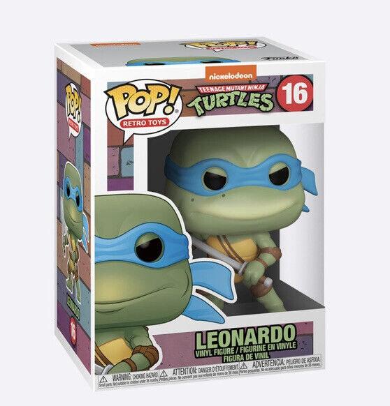 Playmates TMNT Mini Mutants LEONARDO Mutant Military Playset UPDATED 6//11 PARTS