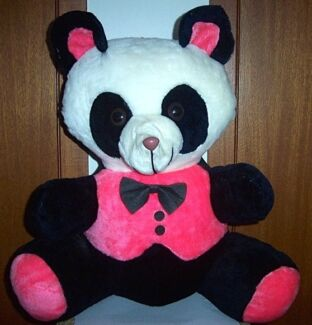 PANDA BEAR SOFT TOY  Approx 56 cm EXCELLENT CONDITION