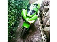 Kawasaki Zx6r 636 B1H 2003 £3150ono