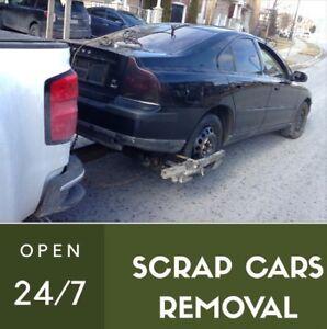 We Buy Scrap Cars $200-$4000 Scrap Cars Removal-Top Cash $$$$