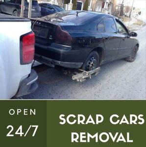 Up to 5000 Cash for Scrap or - Used Vehicle - Free Tow &Cash