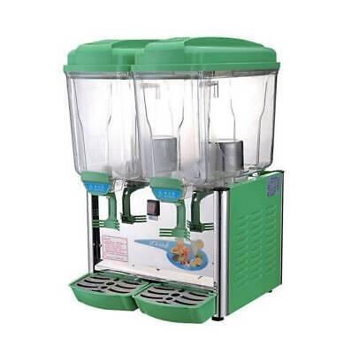 New Cold Drink Dispenser 30l Juice Dispenser Machine Double Tanks
