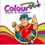 Colour Print Signs & Banners