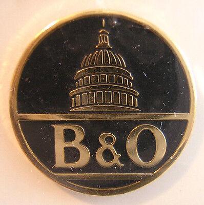 B & O Railroad PIN (E) Baltimore & Ohio