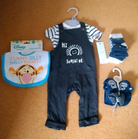 BABY BOY CLOTHES BRAND NEW WITH TAGS £12