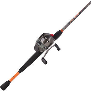 Zebco 33 max camo spincast combo rod reel 6 6 medium heavy for Best fishing rod and reel combo for the money