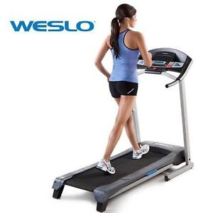 NEW WESLO CADENCE R 5.2 TREADMILL EXERCISE EQUIPMENT MACHINE FITNESS WORKOUT GYM CARDIO TREADMILLS 106148942