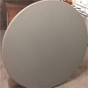 "60"" round blow moulded table  Kingston Kingston Area image 1"