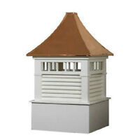 Add some flair to your Building with a Cupola
