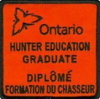 Ontario Hunter Education Program / Cours de Chasse de l'Ontario