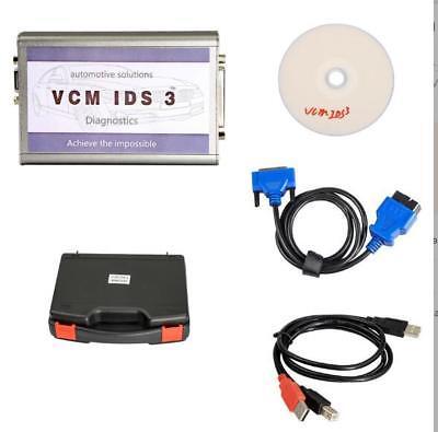VCM IDS 3 V108 OBD2 Diagnostic Scanner Tool for Fo