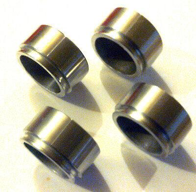 x4 TVR Tasmin 280 350 390 400 STAINLESS STEEL Front Brake Caliper Pistons  80-91