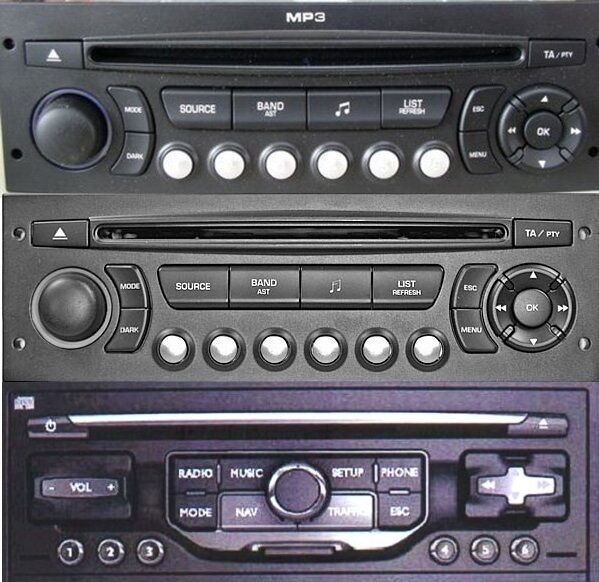 cable jack auxiliaire mp3 audio autoradio peugeot bipper eur 7 49 picclick es. Black Bedroom Furniture Sets. Home Design Ideas