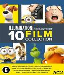 Illumination 10 Movie Collection (Blu-Ray)