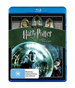 Harry Potter And The Order Of The Phoenix (Blu-ray, 2009) New/Sealed
